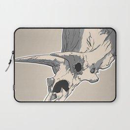Triceraskull Laptop Sleeve