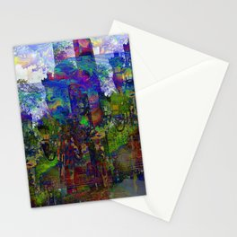 Furthermore pauses must be defined and distributed Stationery Cards