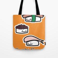 Sushi Guys Tote Bag