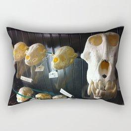 baboon bones Rectangular Pillow