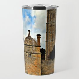 St James Church. Chipping Campden Travel Mug