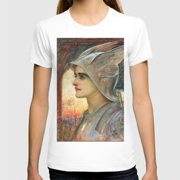 "Sir William Blake Richmond ""St Joan of Arc"" T-shirt"