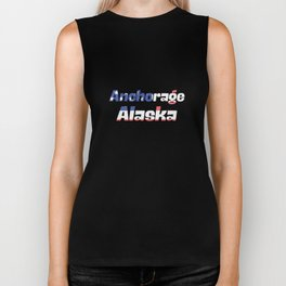 Anchorage Alaska Biker Tank