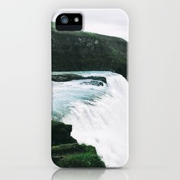 Dettifoss, Iceland iPhone Case