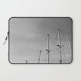 Sailboats Laptop Sleeve
