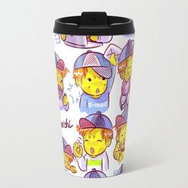 Cap boy Travel Mug