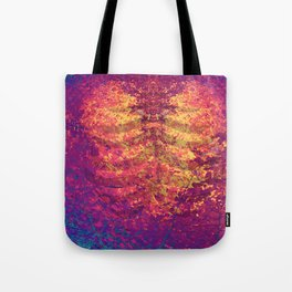 Arboreal Vessels - Heart Breath Tote Bag