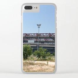 San Siro Clear iPhone Case