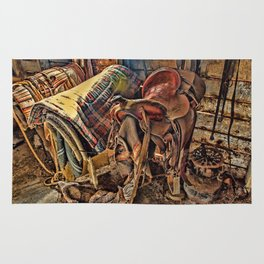 The Old Tack Room Rug