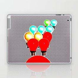LIGHTBULBS 35 Laptop & iPad Skin