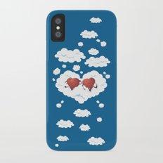 DREAMY HEARTS iPhone X Slim Case