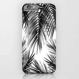 Palm Leaf Jungle Vibes #3 #tropical #decor #art #society6 iPhone Case