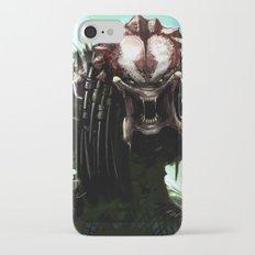 Red Predator iPhone 7 Slim Case
