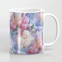 Sweet watercolor irises Coffee Mug