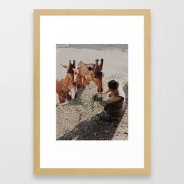Tertulia Framed Art Print
