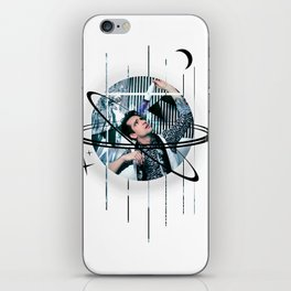brendon galactic urie iPhone Skin
