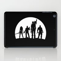 guardians of the galaxy iPad Cases featuring Guardians of the Galaxy by Comix