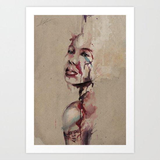 [Inna] Art Print