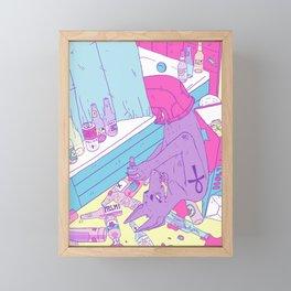 The Adventures of Anubis – Part 2 Framed Mini Art Print
