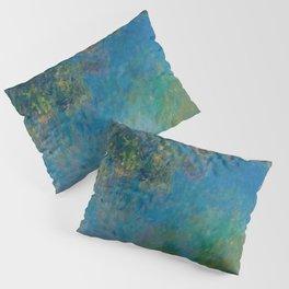 Claude Monet Wisteria Pillow Sham