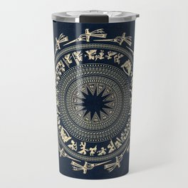 Dong Son drum, Vietnam Travel Mug