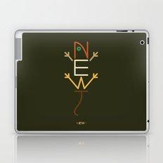 n- newt Laptop & iPad Skin