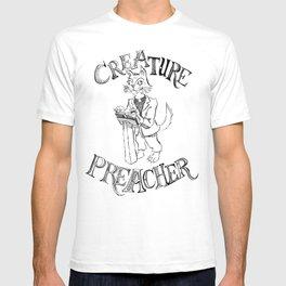 Creature Preacher T-shirt