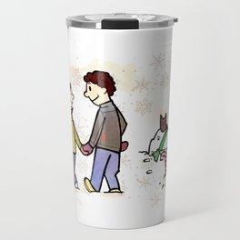 A Cosy Christmas Travel Mug