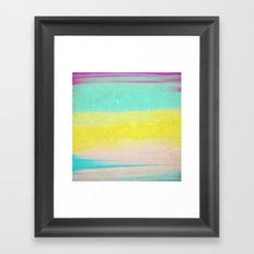 Skies The Limit II Framed Art Print