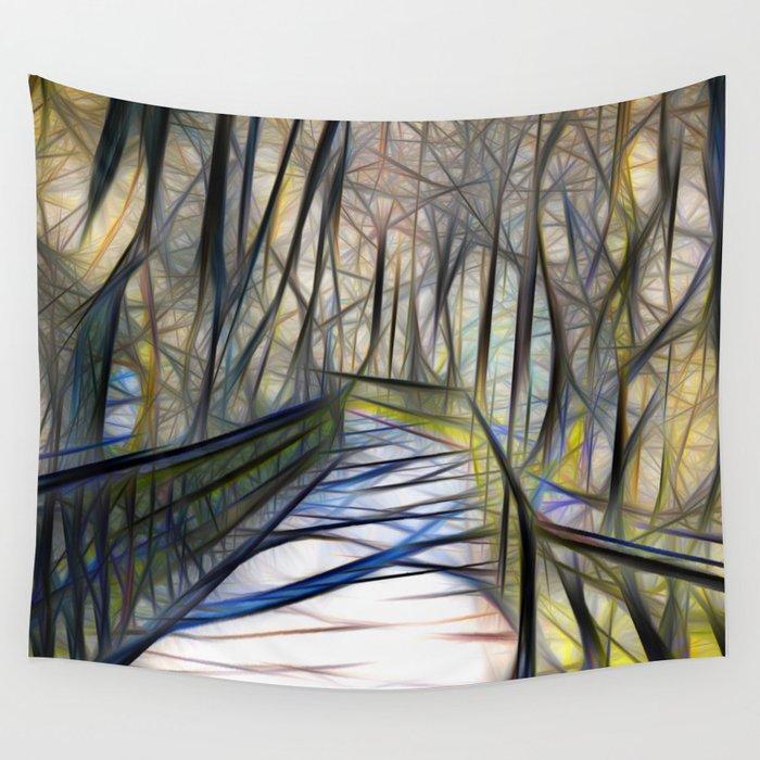 Bridge Wall Tapestry