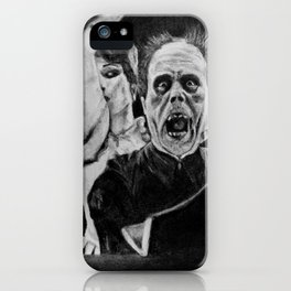 Unmasked! iPhone Case