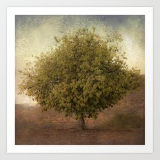 Whimsical Tree Art Print