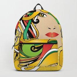"""I AM"" Backpack"