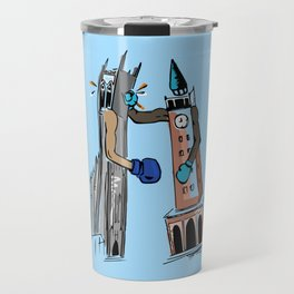 Beat Dook Travel Mug