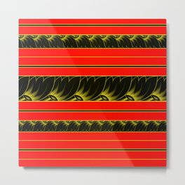Lacquered Metal Print