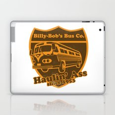 Haulin' A Laptop & iPad Skin