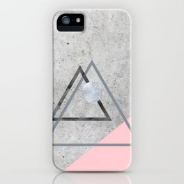 Roughly Soft iPhone Case