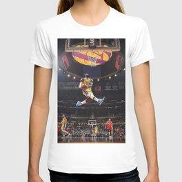 James Lebron Dunk T-shirt
