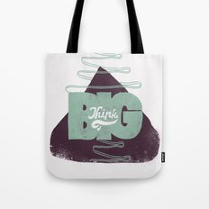 Think Big Tote Bag