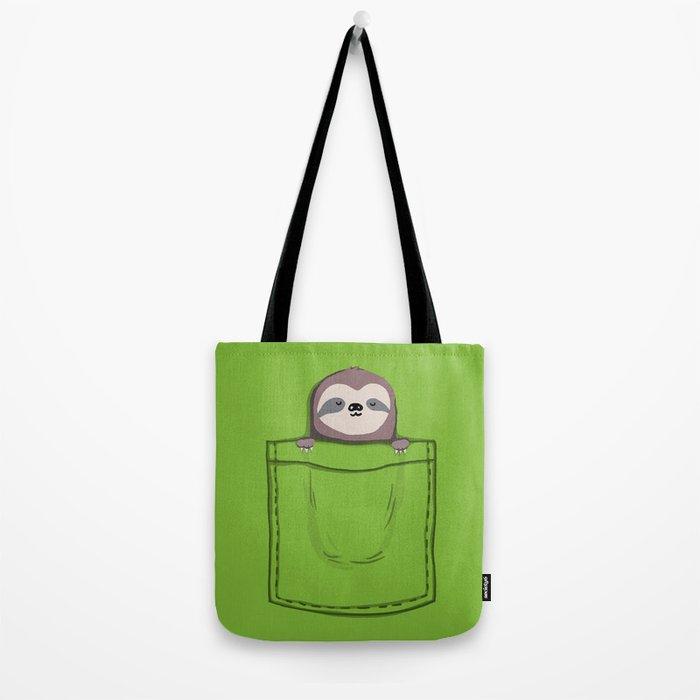My Sleepy Pet Tote Bag