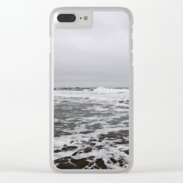 After the Wave Clear iPhone Case