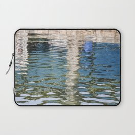Reflecting Blues Laptop Sleeve