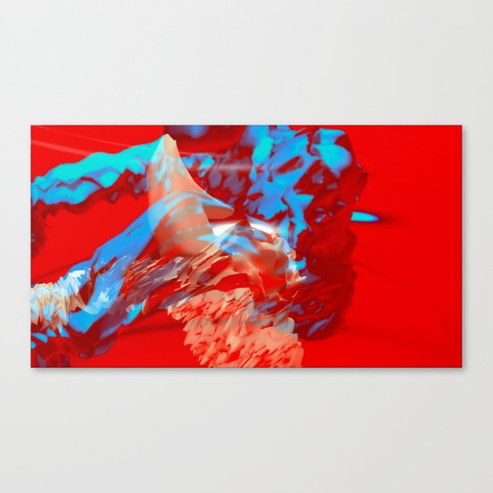 Out Series #007 Canvas Print