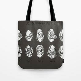The Fruit Bat Life Cycle Tote Bag