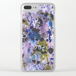#4 Clear iPhone Case
