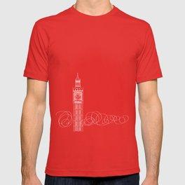 London by Friztin T-shirt