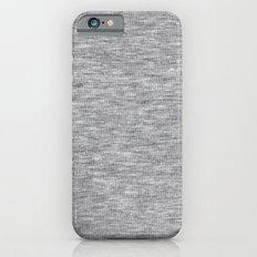 Athletic Grey Slim Case iPhone 6s