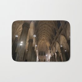 Cathedral Ceiling Bath Mat