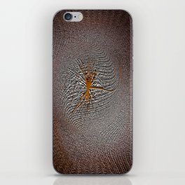 Embossed iPhone Skin