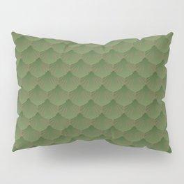 green shells Pillow Sham